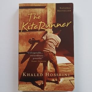 Book - The Kite Runner by Khaled Hosseini